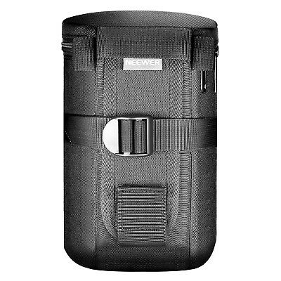 Neewer NW-L2040 Black Padded Water Resistant Lens Pouch