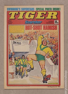Tiger Tiger and Hurricane/Tiger and Jag/Tiger and Scorcher #780422 NM 9.4