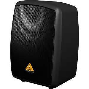 Behringer MPA40BT 40w Portable PA System