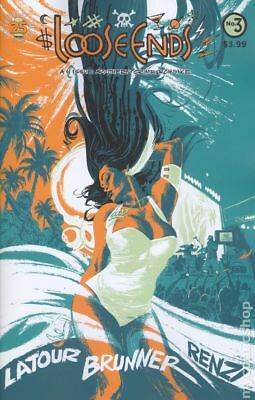 Loose Ends (2017 Image) #3B VF