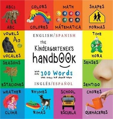 The Kindergarteners Handbook Bilingual English Spanish Ingles Espanol