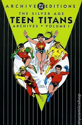 DC Archive Editions Silver Age Teen Titans HC (2003-2013 DC) #1-1ST FN