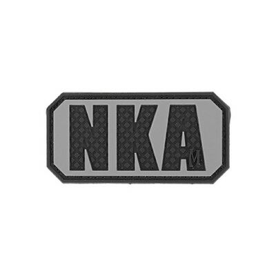 """Maxpedition PVC PATCH:BNKAS NKA No Known Allergies Patch 2""""x1"""" SWAT"""