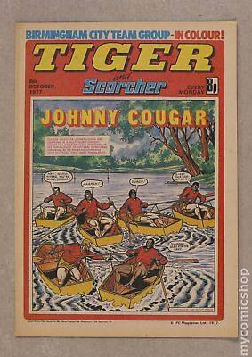 Tiger Tiger and Hurricane/Tiger and Jag/Tiger and Scorcher #771008 VF/NM 9.0