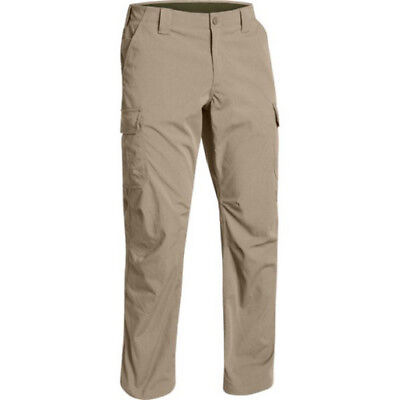 Under Armour 1265491 Men's Desert Sand Tac Patrol Cargo Pants - Size 36 x 34