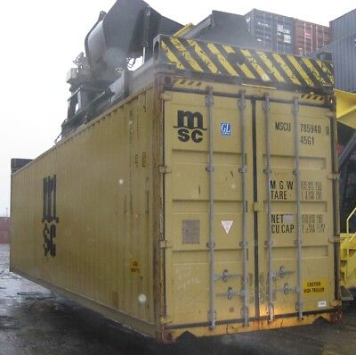 Shipping Containers, 40' GP, weather/vermin proof, good doors/seals, Bathurst