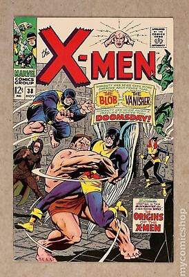 Uncanny X-Men (1963 1st Series) #38 VF 8.0