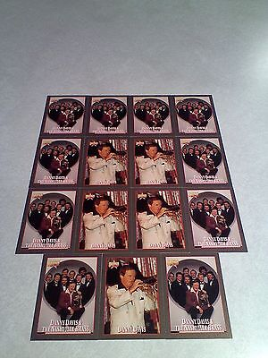 *****Danny Davis*****  Lot of 15 cards.....2 DIFFERENT