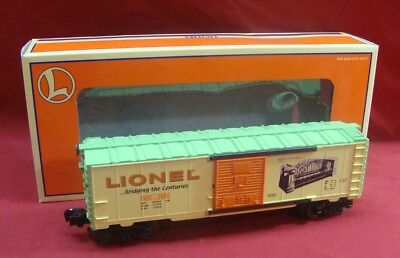 New Open Box Lionel O Scale Hellgate Boxcar 6-29294 Freight Train Car Metal Door