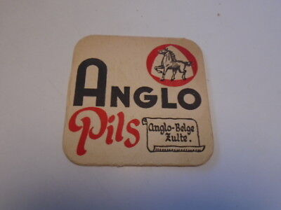 """Sous - Bock """" Anglo Pils  """"  Anglo-Belge  Zulte."""