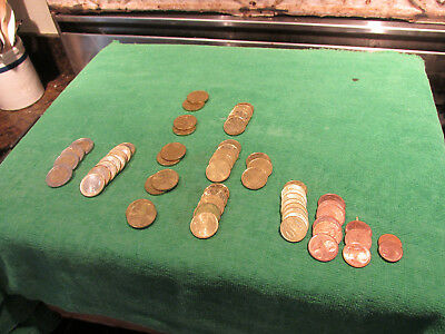 Pocket Change Lot 25.88 In Euro Coins Spendable Money For Your Europe Vacation