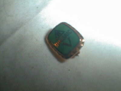 Vintage Hoover Sweeper Co IBAISAIC 10K Service Pin
