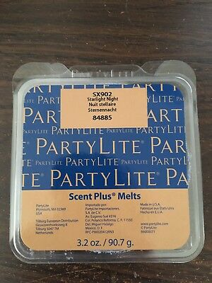 Starlight Night Partylite Scent Plus Melts Holiday 2016