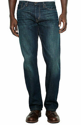 Nwt! New With Tags Mens Levis 514  Straight Jeans Blue-30X32