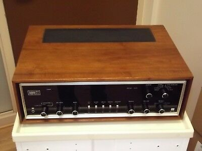 Toshiba SA-15Y Stereo FM AM Receiver Amplifier AMP