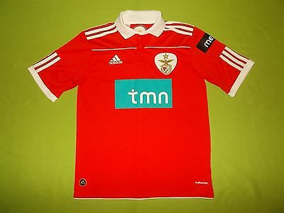Shirt BENFICA (Youth L) (13/14 years) ADIDAS 2010/2011 PERFECT !!! Trikot home