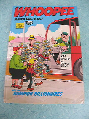 Whoopee! Annual  1987