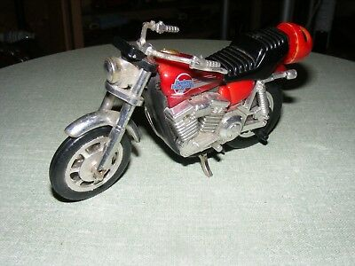 Matchbox/kidco 1981 Harley Davidson Motorcycle Pull To Go  £8.00 Buy-It-Now