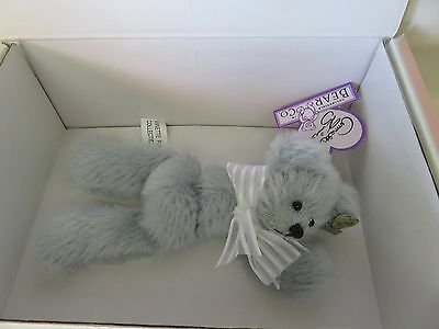 "Annette Funicello Bear named ""Mint Julip"" - Mohair L.E. of 3000"