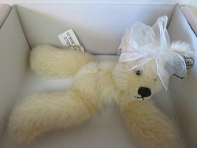 "Annette Funicello Bear ""Ambearetto Ice"" - Mohair Limited Edition 3000"