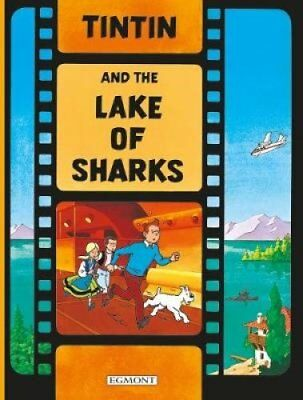 Tintin and the Lake of Sharks by Herge 9781405206341 (Paperback, 2002)