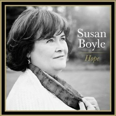 SUSAN BOYLE Hope CD BRAND NEW