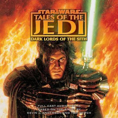 Star Wars Tales of the Jedi: Dark Lords of the Sith (CD)