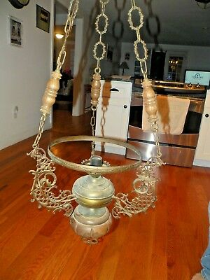 Arts And Crafts Hanging Light Fixture Cei