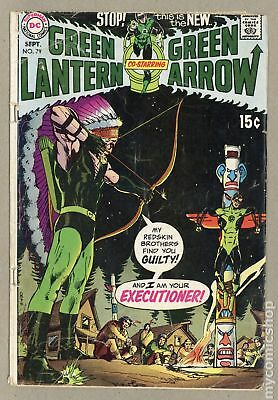 Green Lantern (1960-1988 1st Series DC) #79 GD- 1.8