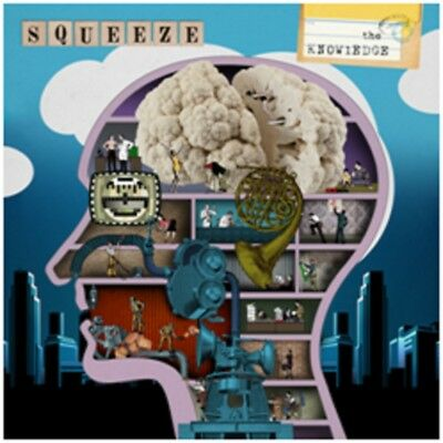 Squeeze - The Knowledge - New Double Vinyl LP - Pre Order -  24th November