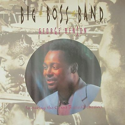 George Benson featuring Count Basie Orchestra - Big Boss Band (Vinyl-LP 1990)