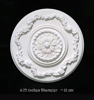 BEAUTIFUL LARGE 4.75 inch Diameter CEILING ROSE ~ Dolls House Interior