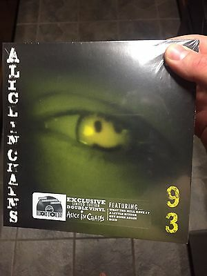 Alice In Chains RSD What The Hell Have I / Get Born 2017 Record Store Day 2x7