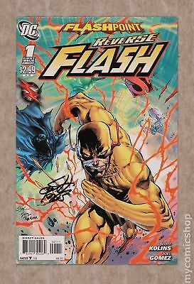Flashpoint The Reverse Flash (2011) #1 FN 6.0