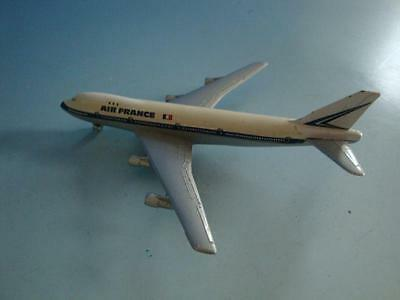 1115A1-402: Schuco Modell Flugzeug Boeing 747 Air France