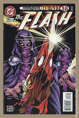Flash (1987 2nd Series) #108 FN/VF 7.0