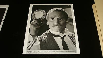 "Laurence Olivier ""Dracula"" Original Publicity Photo 1979 Excellent 5213-3"