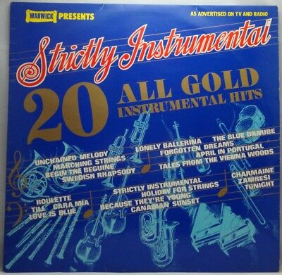 Strictly Instrumental LP
