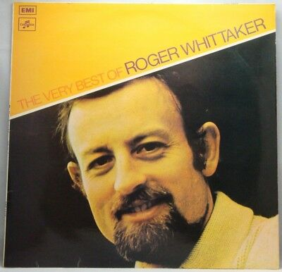 Roger Whittaker The Very Best Of LP