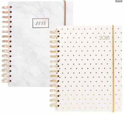 2018 Collins Luxury Diary A4 / A5 / A6 Week To View / Page A Day Office Planners