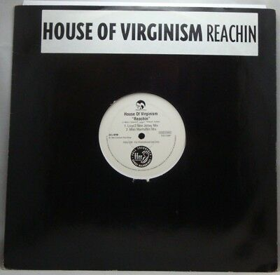 "House Of Virginism ""Reachin"" 12"" (Promo)"