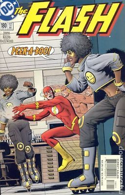 Flash (1987 2nd Series) #180 VF