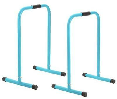 Mens Health Tall Parallette Bars for Crossfit, Calisthenics, Dip barsParallettes