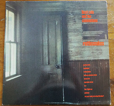 Lloyd Cole and the Commotions Rattlesnakes Vinyl LP Album Record LCLP1 1984