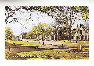 Postcard: The Square, Grantown-On-Spey
