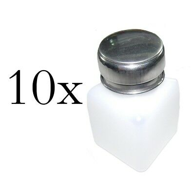 Wholesale Lot of 10x 100ml Liquid Alcohol Dispenser Solder Flux Bottle Cleaner