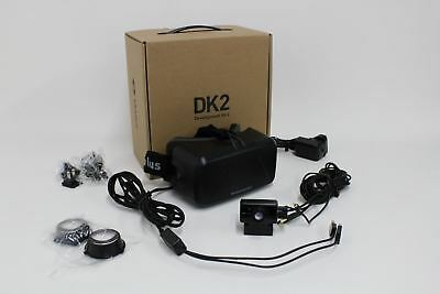 OCULUS DK2 Development Kit VR Headset Gaming Entertainment Creator Headgear