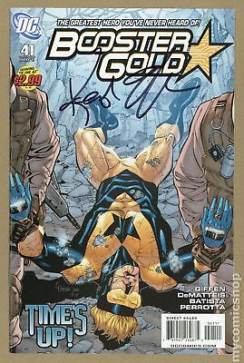 Booster Gold (2007 DC 2nd Series) #41 VF 8.0