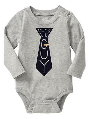 """MOM'S LIL GUY......Baby Boys GAP Jumpsuit """"NWT"""" (18 months)"""