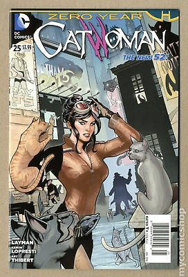 Catwoman (2011 4th Series) #25 VF/NM 9.0